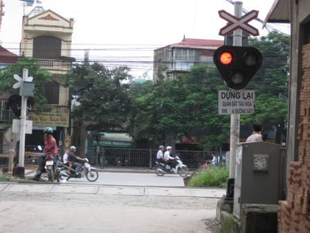 Quy định hệ thống tín hiệu giao thông đường sắt