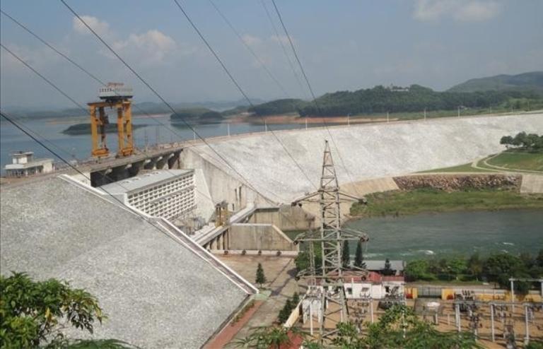 Thủy điện Thác Bà - Địa danh nổi tiếng