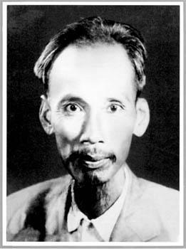 Chủ tịch Hồ Chí Minh năm 1945