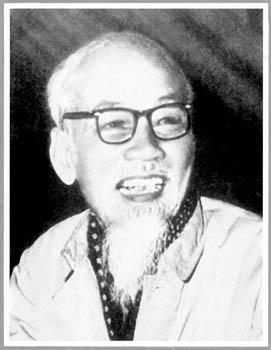 Chủ tịch Hồ Chí Minh năm 1969